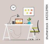 vector flat style illustration...   Shutterstock .eps vector #642313984