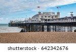 View Of The Victorian Brighton...