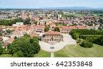 villa bagatti valsecchi  villa  ... | Shutterstock . vector #642353848