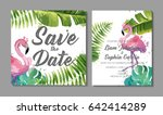 Wedding Invitation Suite With...