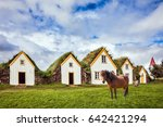 ethnographic museum estate... | Shutterstock . vector #642421294