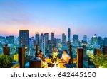 bangkok   thailand february 12  ... | Shutterstock . vector #642445150
