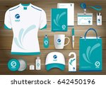 gift items  color promotional...   Shutterstock .eps vector #642450196