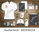 gift items  color promotional... | Shutterstock .eps vector #642450214