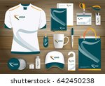 gift items  color promotional... | Shutterstock .eps vector #642450238