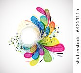 abstract background  jpg | Shutterstock . vector #64251115
