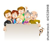 vector cartoon illustration of... | Shutterstock .eps vector #642528448