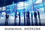business group concept... | Shutterstock . vector #642541366