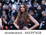 deepika padukone attends the ... | Shutterstock . vector #642597628