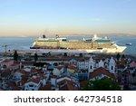 lisbon  portugal   may 3  2017  ... | Shutterstock . vector #642734518