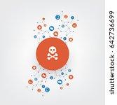 network vulnerability ... | Shutterstock .eps vector #642736699