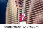 houston  texas   april 29 ...   Shutterstock . vector #642752074