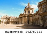 the french academy is pre... | Shutterstock . vector #642757888