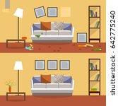 vector image. flat design... | Shutterstock .eps vector #642775240