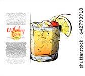 hand drawn illustration of...   Shutterstock .eps vector #642793918