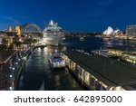 sydney  australia  april 20 ... | Shutterstock . vector #642895000