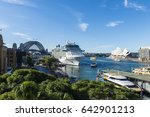 sydney  australia  april 20 ...   Shutterstock . vector #642901213