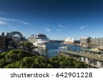 sydney  australia  april 20 ... | Shutterstock . vector #642901228