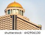 bangkok  thailand   january 2 ... | Shutterstock . vector #642906130