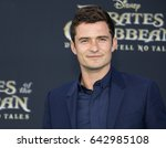 orlando bloom at the u.s.... | Shutterstock . vector #642985108