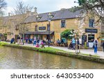 Bourton On The Water  England ...