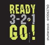 training running sport athletic ... | Shutterstock .eps vector #643062760