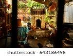 A Small Private Shrine Inside...