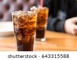 double cool ice soft drink cola ...