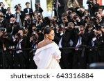 rihanna attends the 'okja'... | Shutterstock . vector #643316884