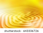 colorful ripple background | Shutterstock . vector #643336726