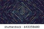 Color Square Cyber Tunnel ...