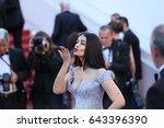 aishwarya rai bachchan attends ... | Shutterstock . vector #643396390