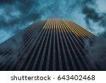 new york  usa   january 15 2017 ... | Shutterstock . vector #643402468