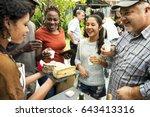 Group Of Diverse People Testin...