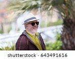 pedro almodovar attends the...   Shutterstock . vector #643491616