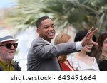 will smith attends the jury... | Shutterstock . vector #643491664