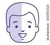 young man avatar character | Shutterstock .eps vector #643551523