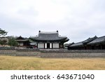 Korean Traditional Palace...