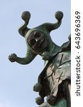 Jester Statue  Stratford Upon...