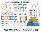 infographic elements  diagram ...