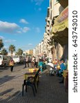 Small photo of ALEXANDRIA, EGYPT - AUGUST 22, 2012: waterfront, Avenue El Gish, in Alexandria, Egypt, August 22, 2012.