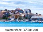 nice  quiet seaside village of...