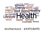 word cloud illustrating the... | Shutterstock . vector #643918690