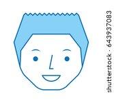 young man avatar character | Shutterstock .eps vector #643937083