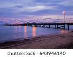 port lincoln  south australia ... | Shutterstock . vector #643946140
