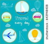 "the banner of the "" travel... 