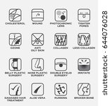 All Skin Icon Vector  ...