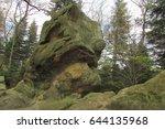 Geologic Rock Formation  Lone...