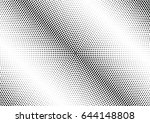 abstract halftone dotted...   Shutterstock .eps vector #644148808