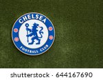 london  england   may 1 chelsea ... | Shutterstock . vector #644167690